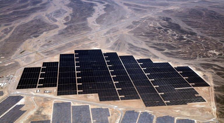 Renewable Energy Grows In An Unlikely Place: The Sunny Mideast